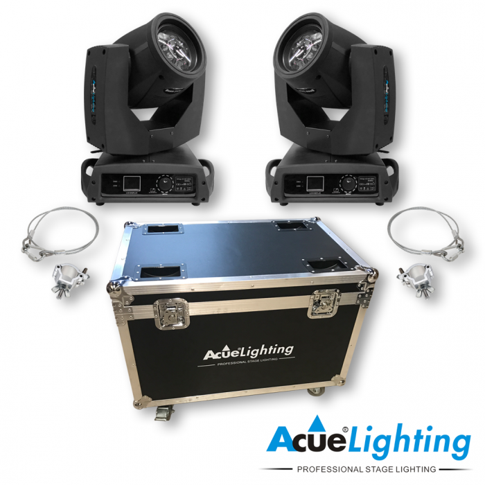 7R Double Prism Moving Head Package
