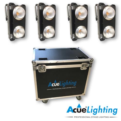 COB LED Blinder 2 WW Package