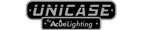unicase by acue lighting logo small