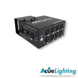 DMX 8 way splitter